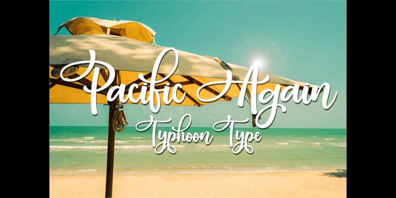 Thumbnail for Pacific Again