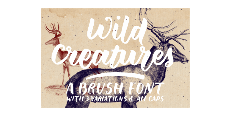 Thumbnail for Wild Creatures Sample