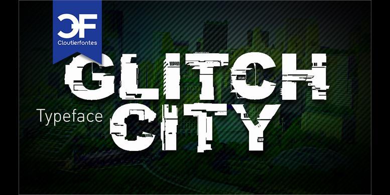 Thumbnail for CF Glitch City