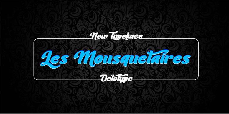 Thumbnail for Les Mousquetaires
