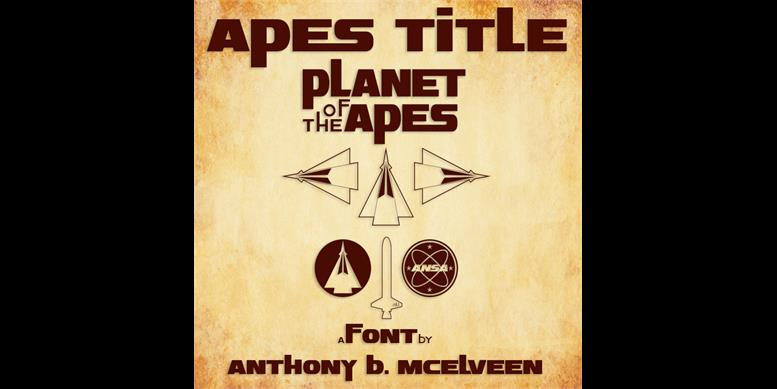 Thumbnail for Apes Title