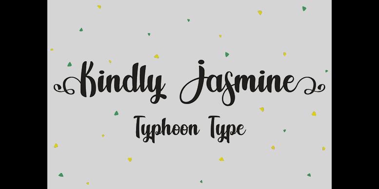 Thumbnail for Kindly Jasmine