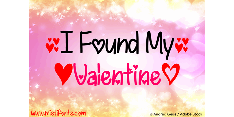 Thumbnail for I Found My Valentine