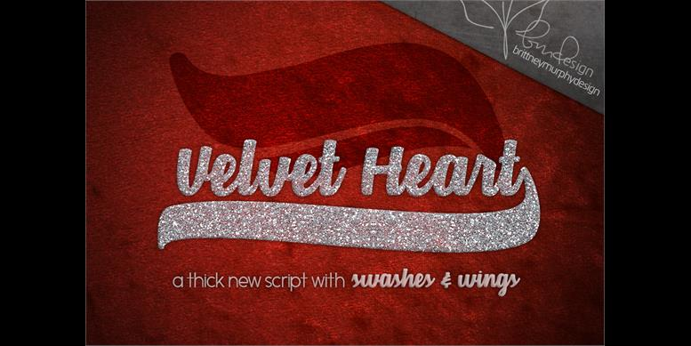 Thumbnail for Velvet Heart*