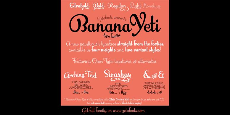 Thumbnail for Banana Yeti