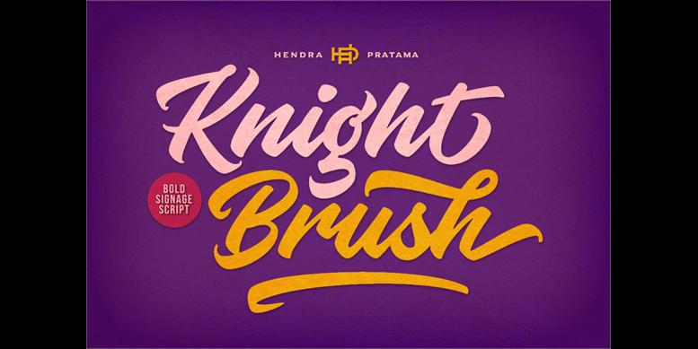 Thumbnail for Knight Brush Demo