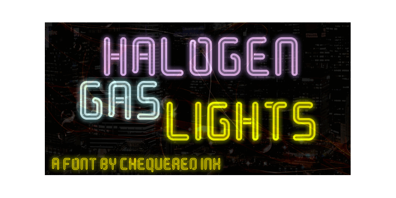 Thumbnail for Halogen Gas Lights
