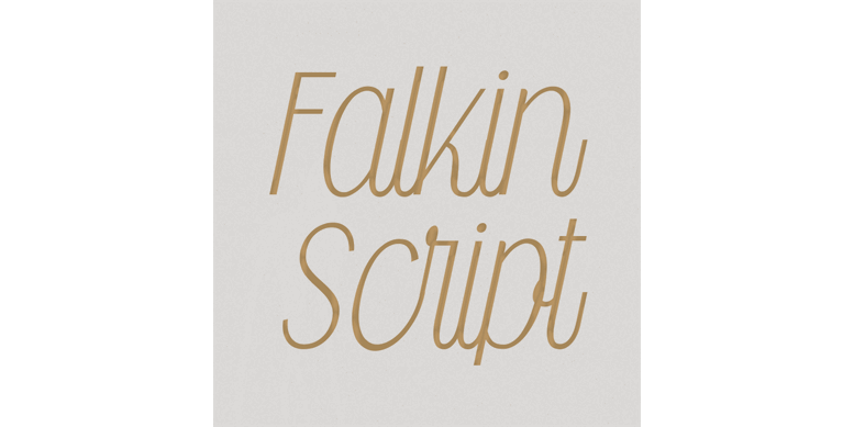 Thumbnail for Falkin Script PERSONAL