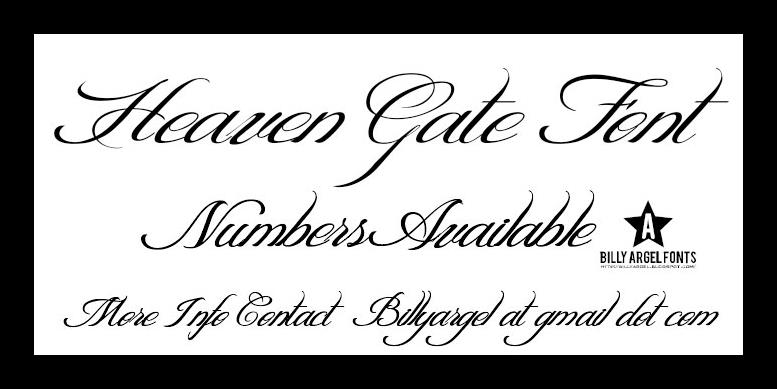 Thumbnail for HEAVEN GATE