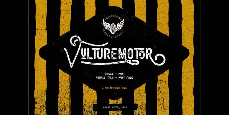 Thumbnail for Vulturemotor Demo