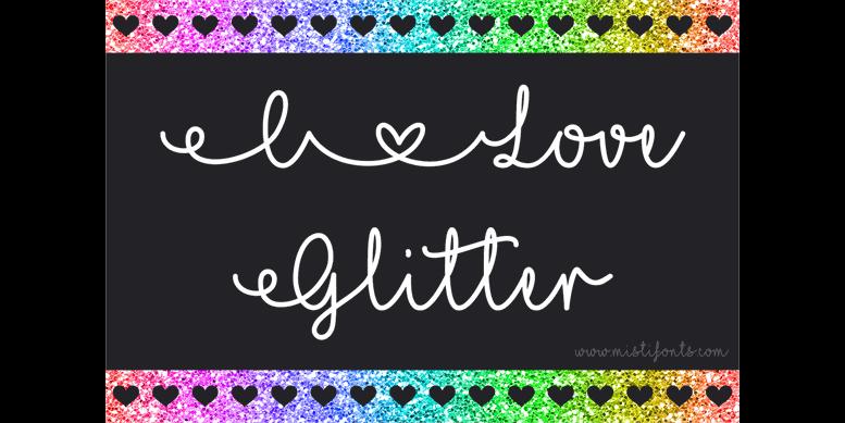 Thumbnail for I Love Glitter