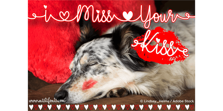 Thumbnail for I Miss Your Kiss