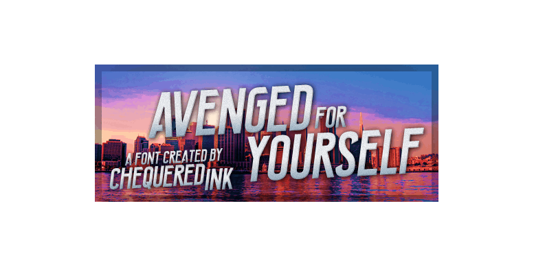 Thumbnail for Avenged For Yourself