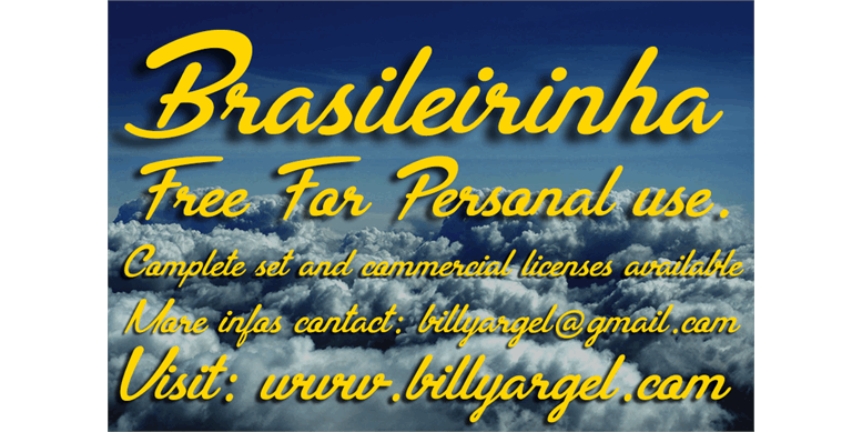 Thumbnail for Brasileirinha Personal Use