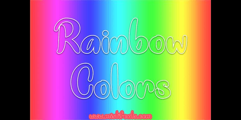 Thumbnail for Rainbow Colors