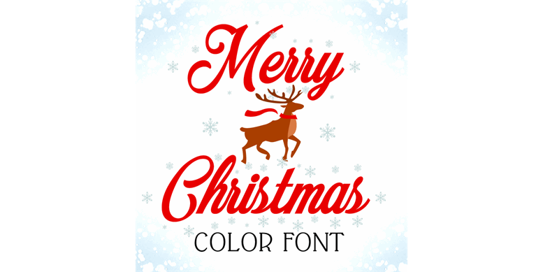 Thumbnail for Merry Christmas Color