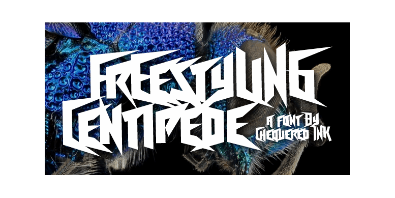 Thumbnail for Freestyling Centipede