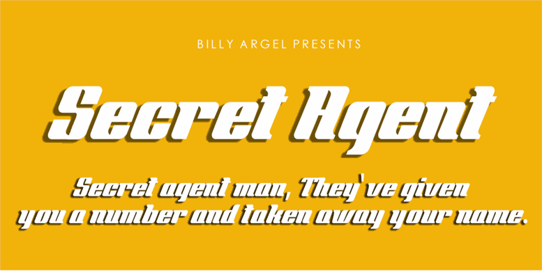 Thumbnail for Secret Agent Personal Use