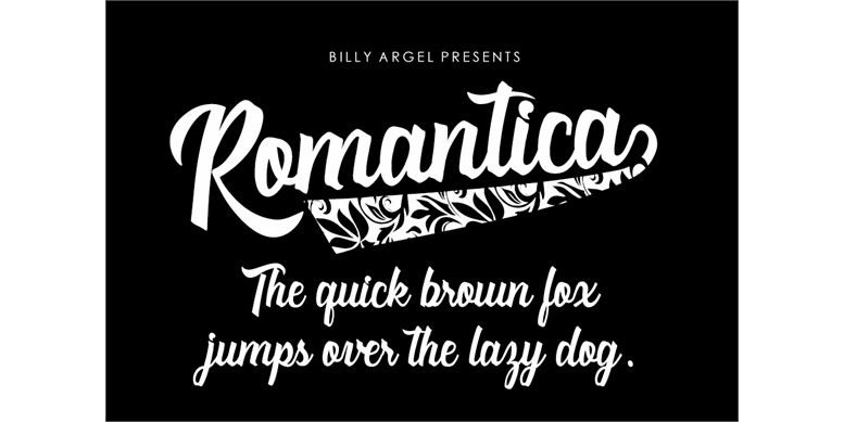 Thumbnail for Romantica Personal Use