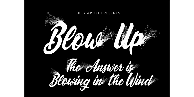 Thumbnail for BLOWUP PERSONAL USE