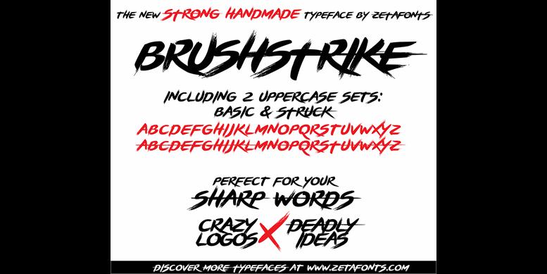 Thumbnail for BRUSHSTRIKE