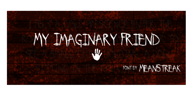 Thumbnail for My Imaginary Friend