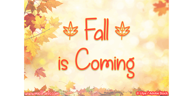 Thumbnail for Fall is Coming