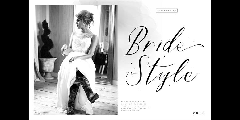 Thumbnail for Bride Style DEMO