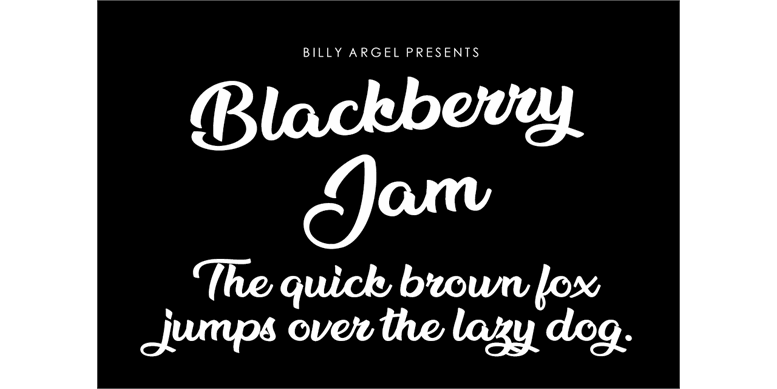 Thumbnail for Blackberry Jam Personal Use