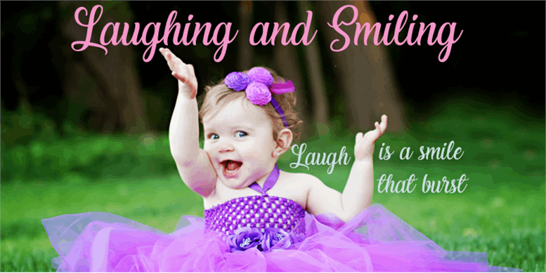 Thumbnail for Laughing and Smiling