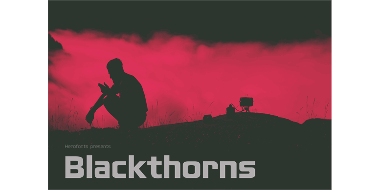 Thumbnail for Blackthorns Demo