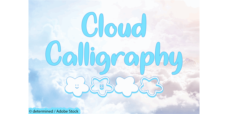 Thumbnail for Cloud Calligraphy