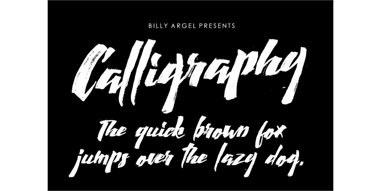 Thumbnail for Calligraphy