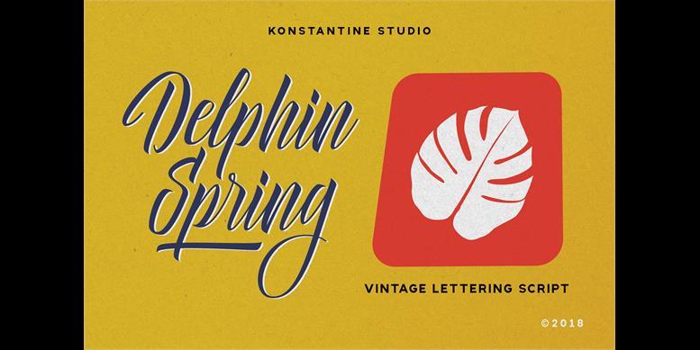Thumbnail for Delphin Spring DEMO