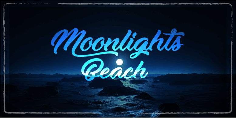 Thumbnail for Moonlights on the Beach