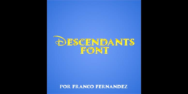 Thumbnail for Descendants