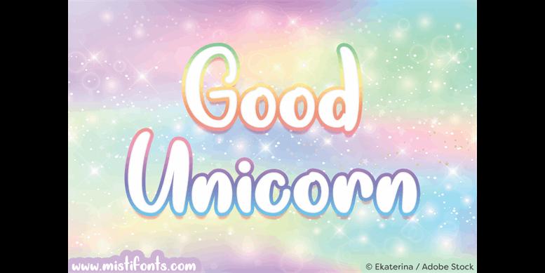 Thumbnail for Good Unicorn