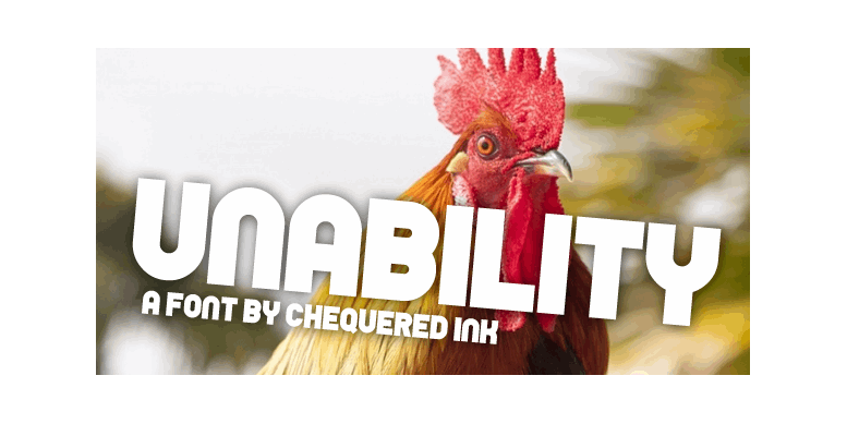 Thumbnail for Unability