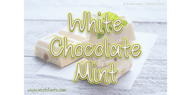 Thumbnail for White Chocolate Mint