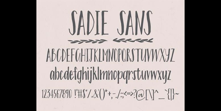 Thumbnail for Sadie Sans