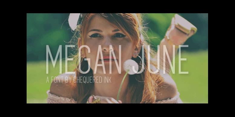 Thumbnail for Megan June