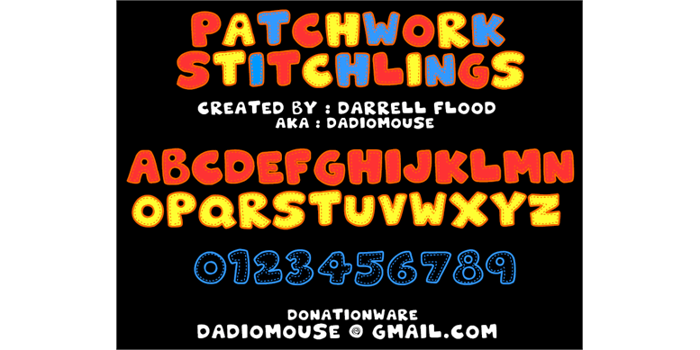 Thumbnail for Patchwork Stitchlings
