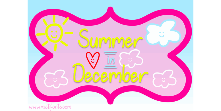 Thumbnail for Summer in December