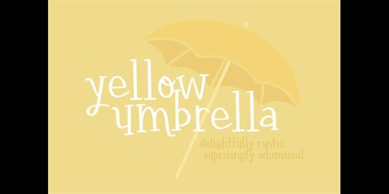 Thumbnail for yellow umbrella