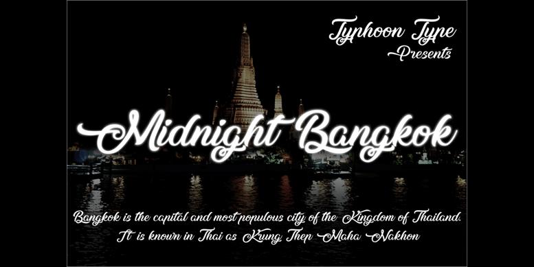 Thumbnail for Midnight Bangkok