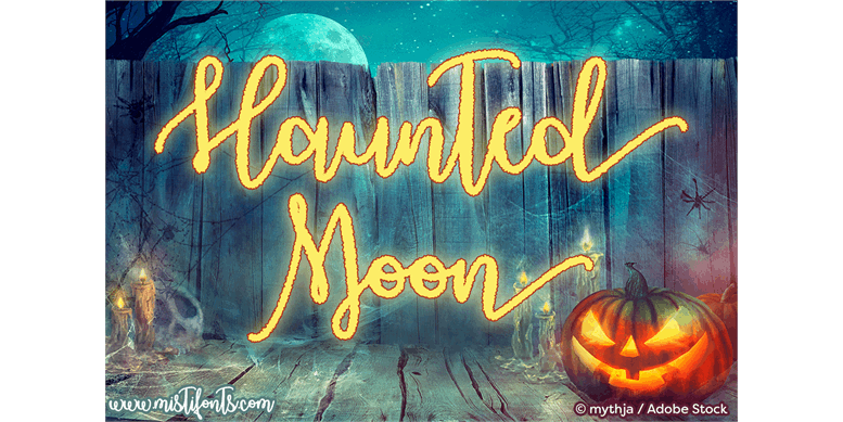 Thumbnail for Haunted Moon