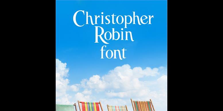Thumbnail for Christopher Robin