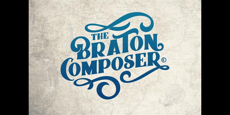 Thumbnail for Braton Composer Stamp Rough