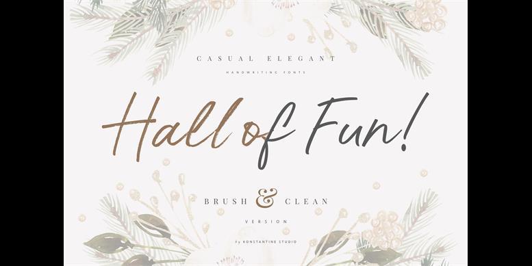 Thumbnail for Hall Of Fun DEMO