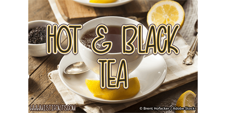 Thumbnail for Hot and Black Tea